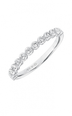 ArtCarved Contemporary Wedding Band 33-V9159W-L product image