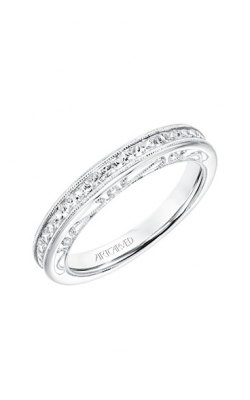 ArtCarved Vintage Wedding Band 31-V719W-L product image