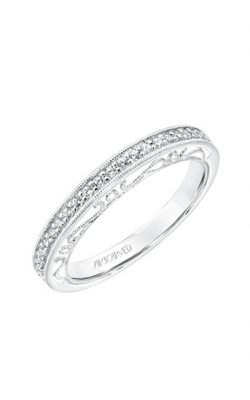 ArtCarved Vintage Wedding Band 31-V721W-L product image