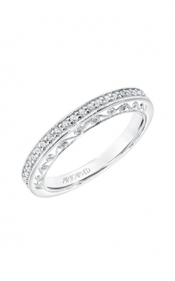 ArtCarved Vintage Wedding Band 31-V723W-L product image
