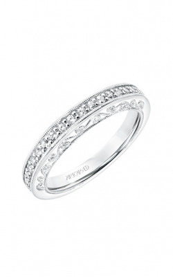 ArtCarved Vintage Wedding Band 31-V724W-L product image