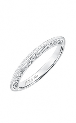 ArtCarved Vintage Wedding Band 31-V729W-L product image