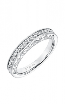 ArtCarved Vintage Wedding Band 31-V731W-L product image