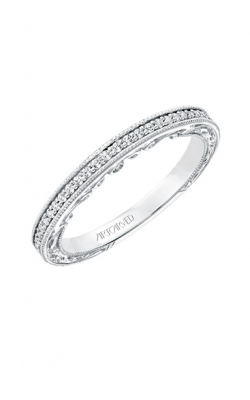 ArtCarved Vintage Wedding Band 31-V691W-L product image