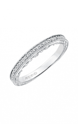 ArtCarved Vintage Wedding Band 31-V688W-L product image