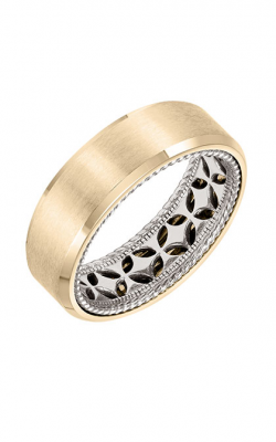 ArtCarved Contemporary Wedding Band 11-WV11U7-G product image