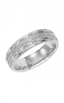 Artcarved ABINGTON 6.0MM 14KT Wedding Ring 11-WV5011W-G