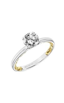 Artcarved Berly Lyric Engagement Ring 31-V905ERWY-E