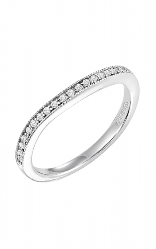 ArtCarved Vintage Wedding band 31-V245W-L product image