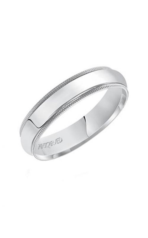 ArtCarved Classic Wedding band 11-LDM030P-G product image