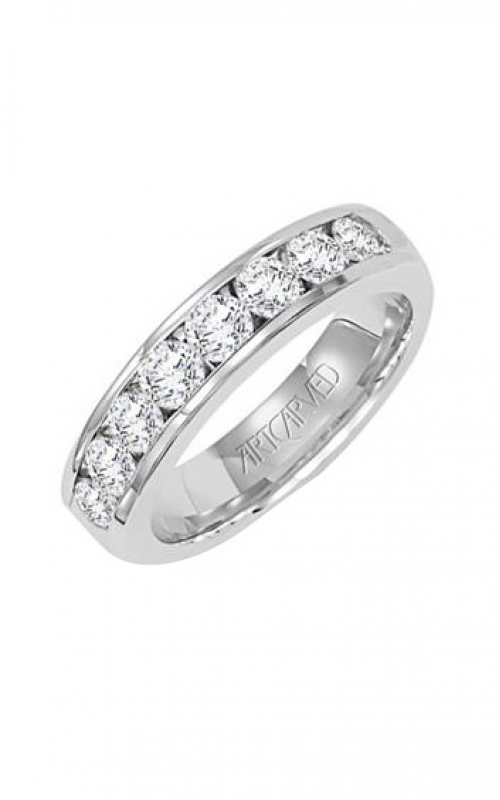 ArtCarved Classic Wedding band 33-V3004W-L product image