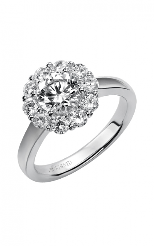 ArtCarved Classic Engagement ring 31-V371ERW-E product image