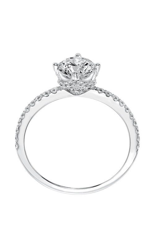 ArtCarved Classic Engagement ring 31-V543ERW-E product image
