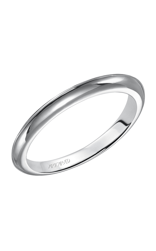 ArtCarved Classic Wedding band 31-V120W-W product image