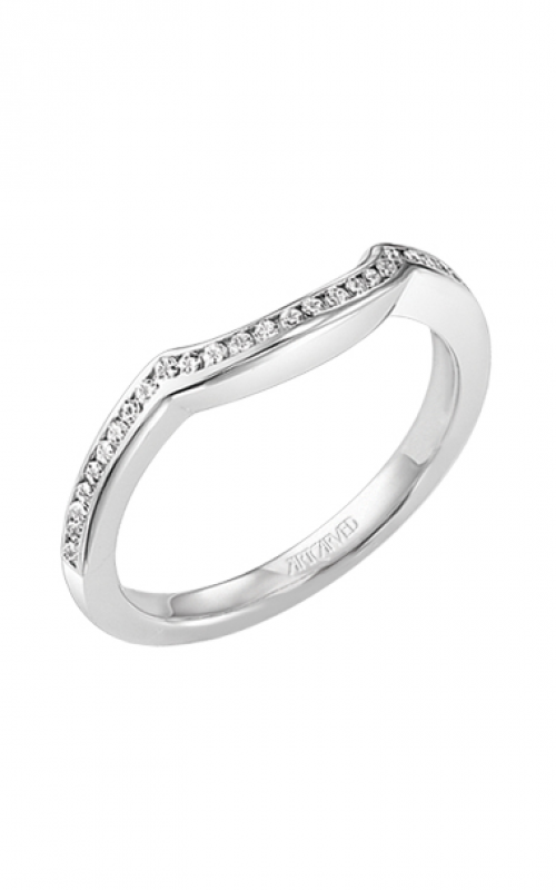 ArtCarved Classic Wedding band 31-V216W-L product image