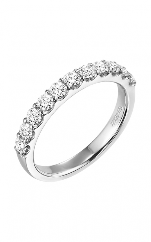 ArtCarved Classic Wedding band 31-V332W-L product image
