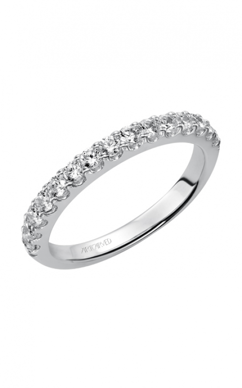 ArtCarved Classic Wedding band 31-V438W-L product image