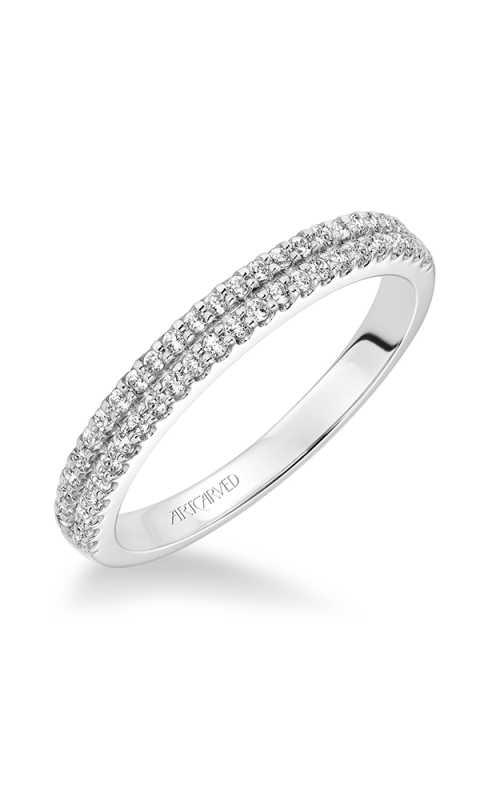 ArtCarved Classic Wedding band 31-V612W-L product image