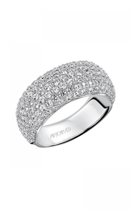 ArtCarved Contemporary Wedding band 33-V9106R-L product image