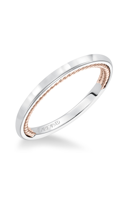 ArtCarved Contemporary Wedding band 31-V589R-L product image