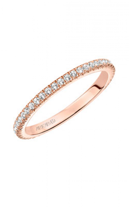 ArtCarved Contemporary Wedding band 33-V88B4R65-L product image