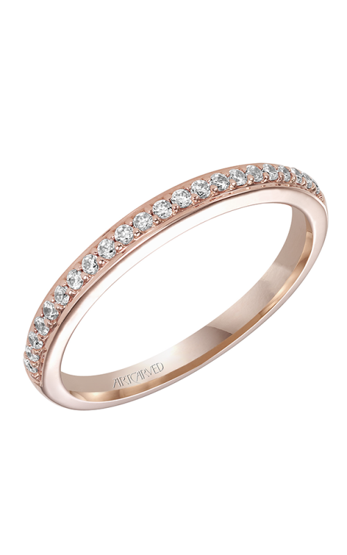 ArtCarved Contemporary Wedding band 31-V303R-L product image