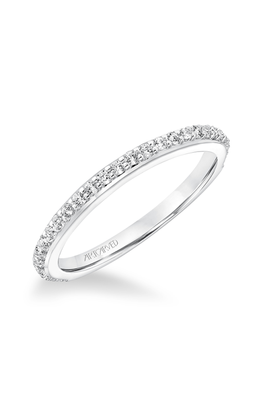 ArtCarved Classic Wedding band 31-V647W-L product image