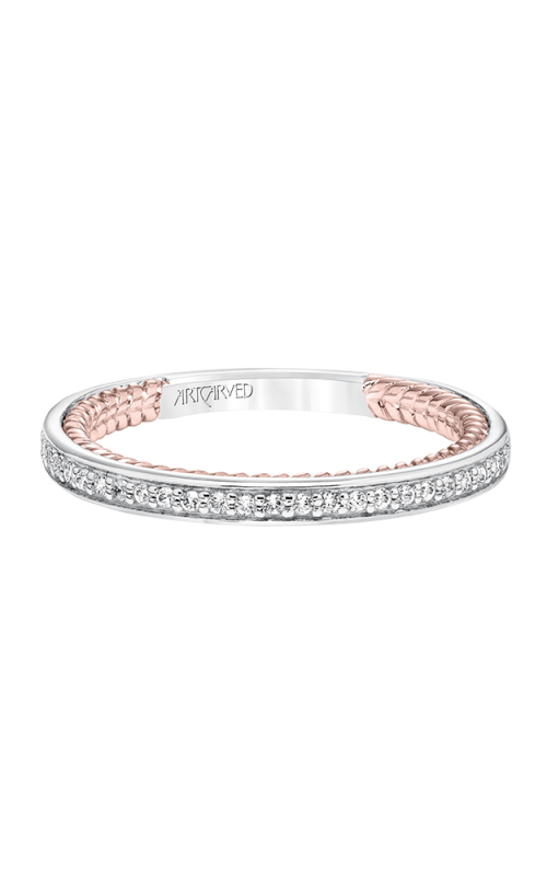 ArtCarved Contemporary Wedding band 31-V673R-L product image