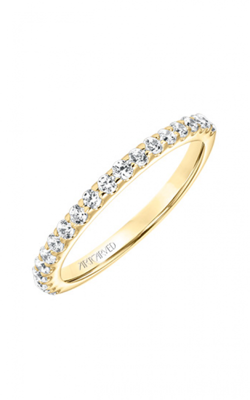 ArtCarved Classic Wedding band 31-V733Y-L product image