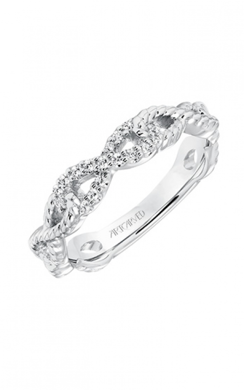ArtCarved Contemporary Wedding band 33-V9156W-L product image