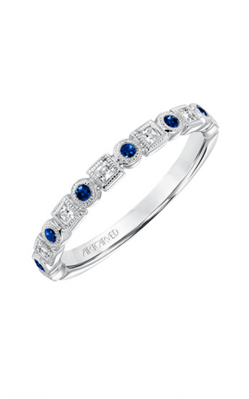 ArtCarved Contemporary Wedding band 33-V9158W-L product image