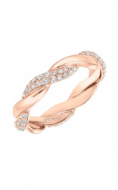 ArtCarved Contemporary Wedding band 33-V13C4R65-L product image