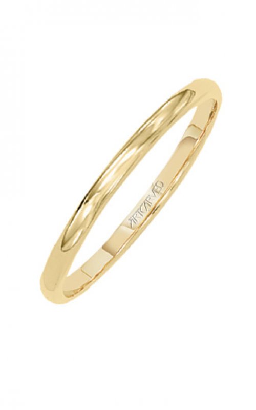 ArtCarved Classic Wedding band 01-WVLDIR2-G product image