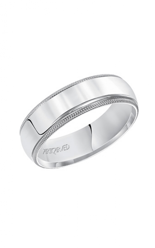 ArtCarved Classic Wedding band 11-LMIR075P-G product image