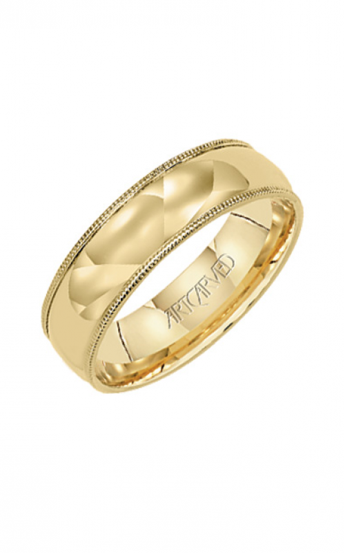 ArtCarved Classic Wedding band 01-WVLDMIR6-G product image