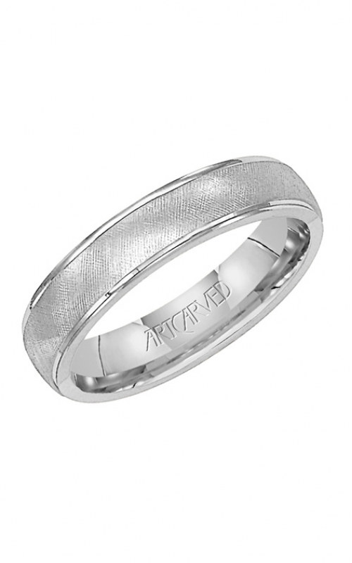 ArtCarved Classic Wedding band 11-WV3900W-G product image