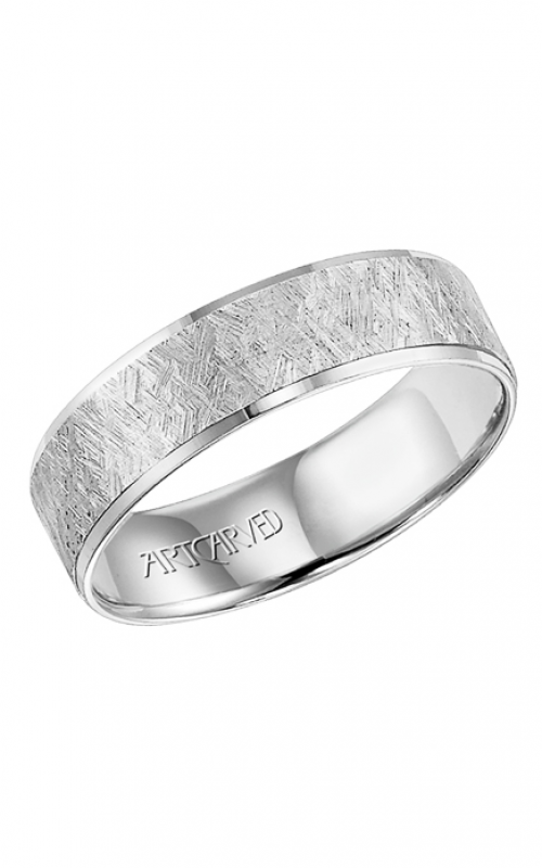 ArtCarved Classic Wedding band 11-WV7386W-G product image