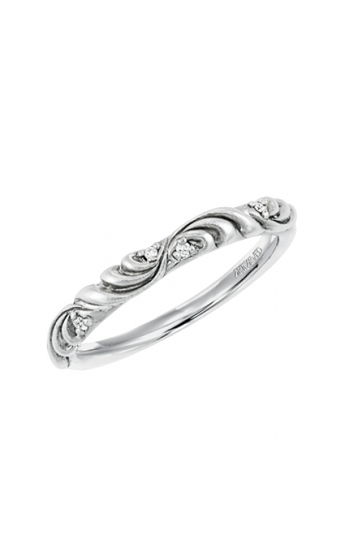 ArtCarved Vintage Wedding band 31-V104W-W product image