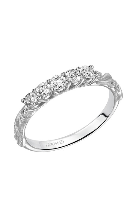 Artcarved FANCIFUL Wedding Band 31-V101W-L product image