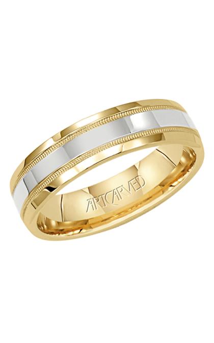 Artcarved PLEDGE 5.5MM 14KT Wedding Ring 11-WV5012-G product image