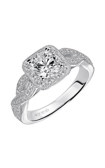 Artcarved LIZBETH Engagement Ring 31-V507ERW-E product image