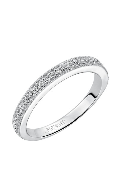Artcarved HARPER Ladies Wedding Band 31-V504W-L product image