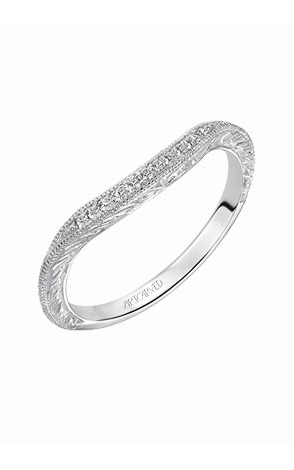 Artcarved ANGEL Wedding Band 31-V489FUW-L product image