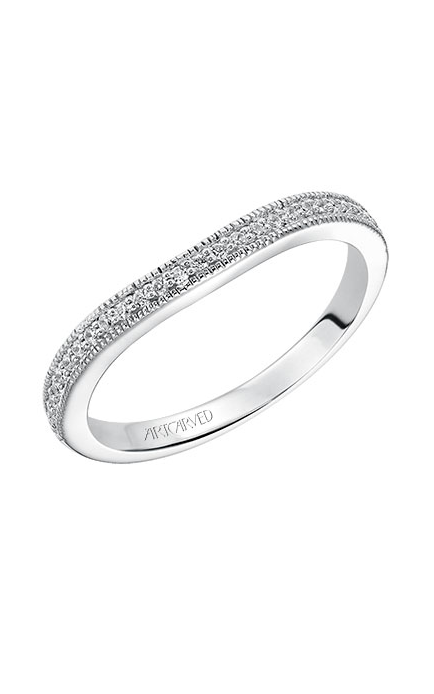Artcarved ANALISA Wedding Band 31-V535W-L product image