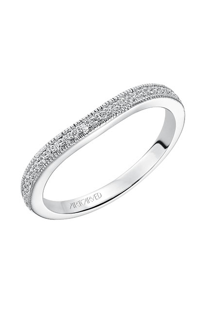 Artcarved SINCLAIR Wedding Band 31-V537ECW-L product image