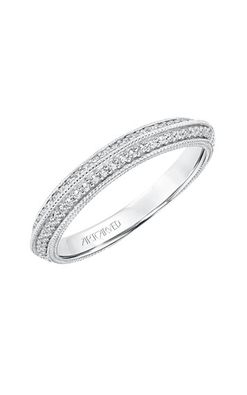 Artcarved DELPHINE Wedding Band 31-V632W-L product image