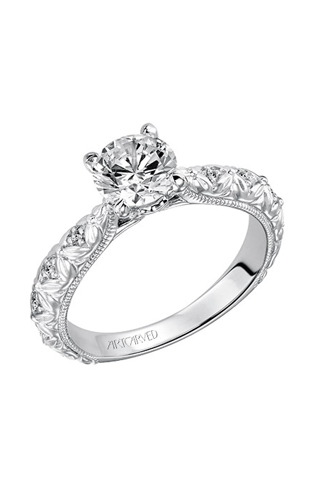 Artcarved COLLETE Engagement Ring 31-V486ERW-E product image