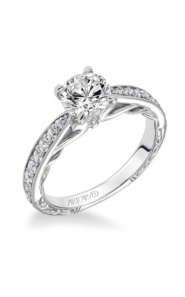 Artcarved GENEVA Engagement Ring 31-V626ERW-E product image
