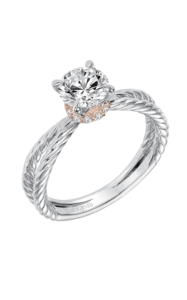 Artcarved CAITLIN Engagement Ring 31-V569ERR-E product image