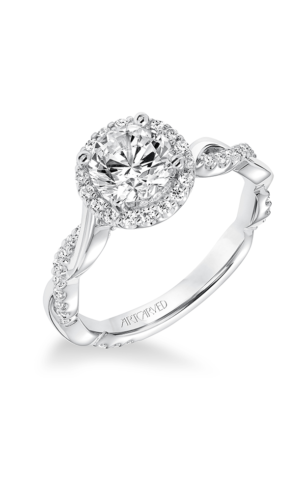 Artcarved KINSLEY Engagement Ring 31-V657ERW-E product image